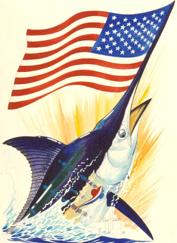 Marine art guy harvey outpost news page 2 for Guy harvey fishing shirts