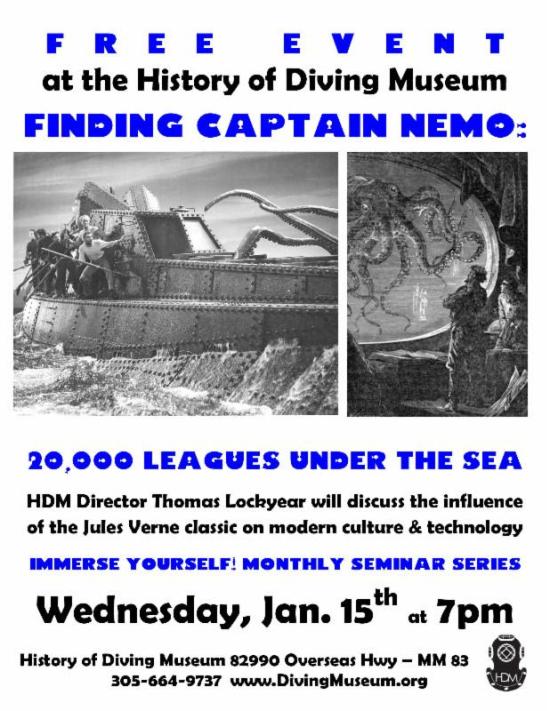 Nemo Lands In Islamorada