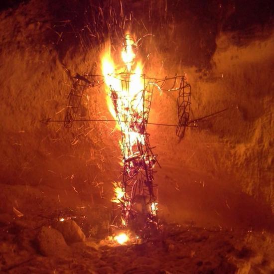Light It Up!  Bimini Beach Bash, Bonfire & Tournament