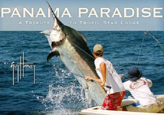 Panama Paradise Cover